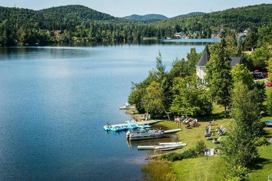 Chalets Lac a la Truite