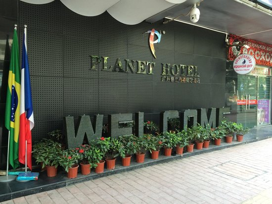 Planet Concept Hotel
