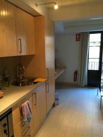 ClassBedroom: кухонный угол