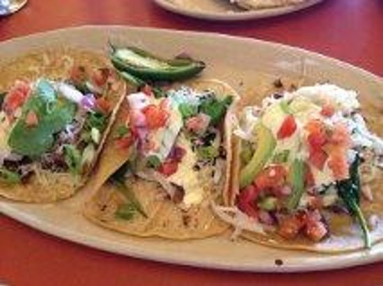 Snooze an A.M. Eatery: Juan's Breakfast Tacos- no eggs subbed veggies