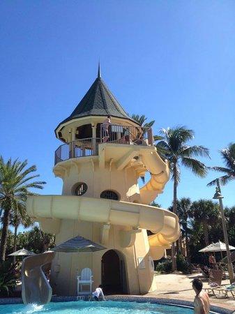 Disney S Vero Beach Resort Pool Water Slide