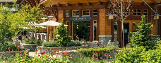 Nita Lake Lodge: Fix Cafe
