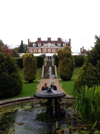 Mercure London North Watford Hunton Park Hotel : Amazing setting