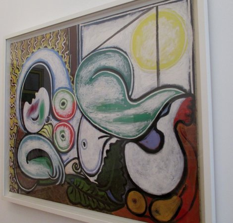 Musee Picasso Paris: Reclining Nude