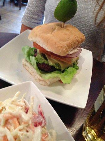 Handmade Burger Co: Mexican!