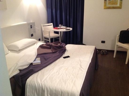 Hotel Motel Mediterraneo: camera davvero spaziosa