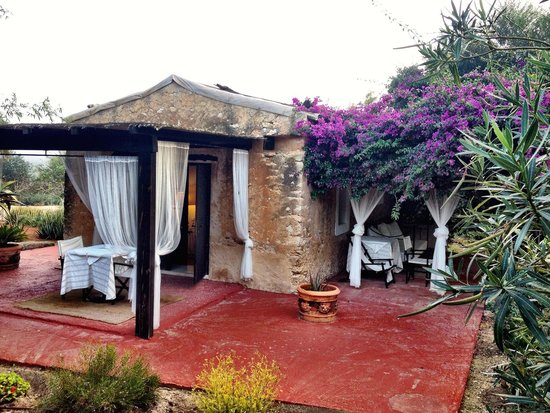 Can Guillem Hotel: Vår bungalow