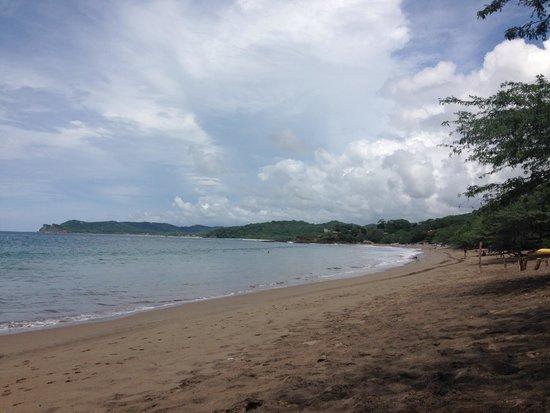 Gigante Bay: Vista desde el hotel
