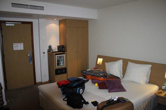 Novotel Wien City : Room