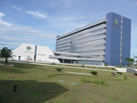 Sleep Inn Manaus : Sede del governo dello stato di Manaus