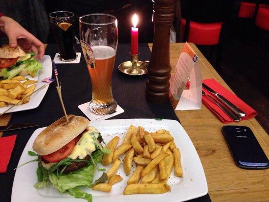 Pfefferkorn: Cheeseburger