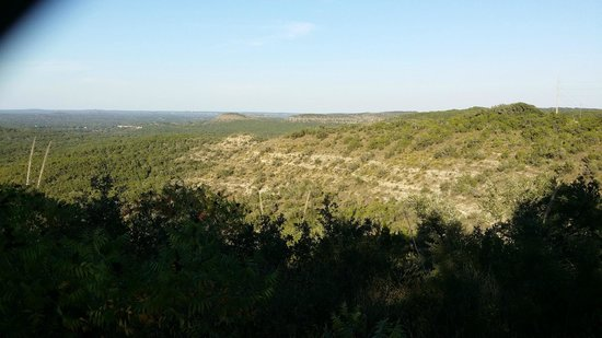 Wimberley, TX: Along the Devil's Backbone...