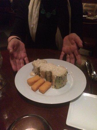 Coyote Cafe: Coyote Caesar Salad