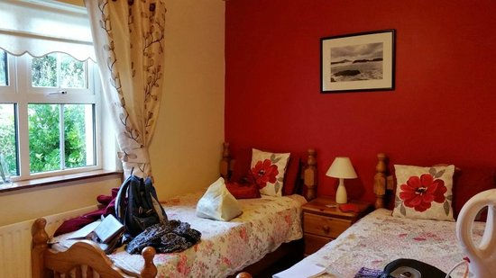 St. Anthony's Bed and Breakfast: Twin bedroom ensuite