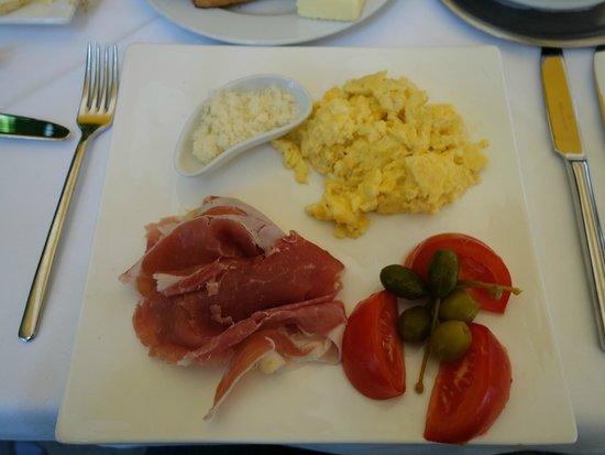 Haas & Haas: итальянский завтрак