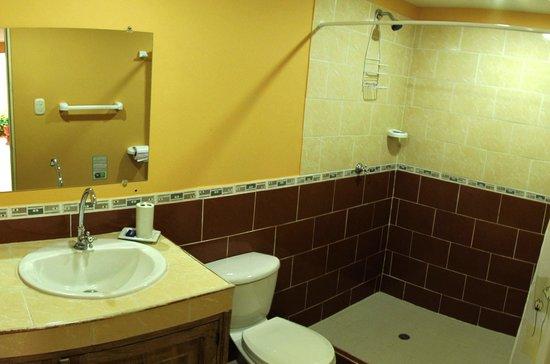 Hotel Casa D'mer Taganga : Baño habitacion