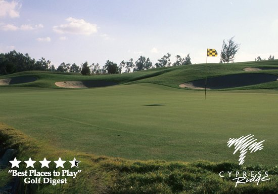 ‪Cypress Ridge Golf Course‬