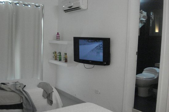 Barahona 446: habitacion