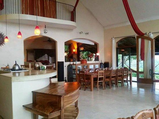Anamaya Resort & Retreat Center : Your dining room.