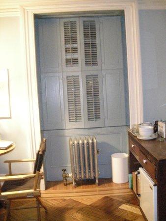 Dupuy's Landing Guest House: detalle del area de cocina