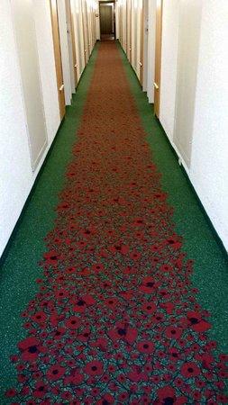 Ibis Bremen City: Corridor on Floor 3