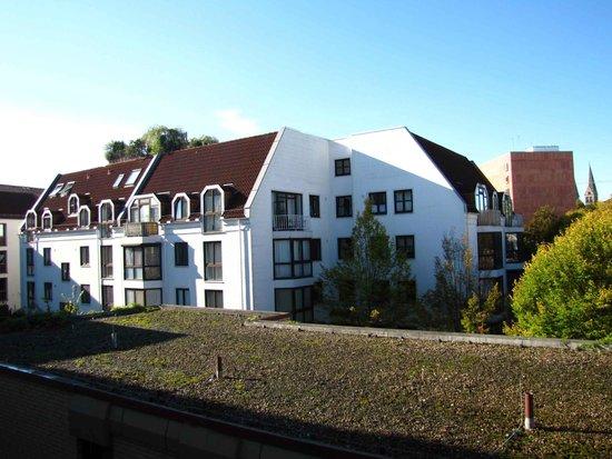 Ibis Bremen City: View from room on Floor 3