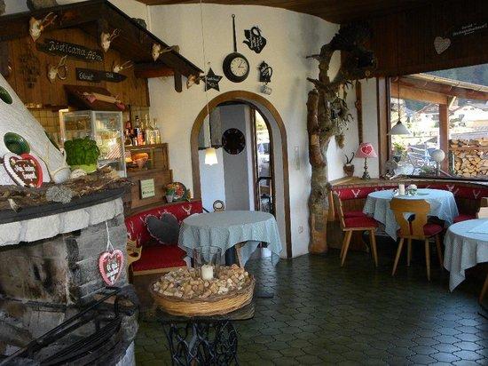 Gaestehaus Rusticana: Rusticana dining room