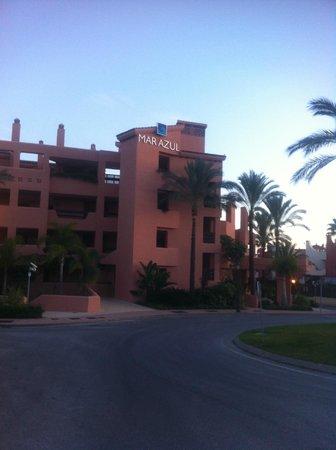 Mar Azul Resort Estepona : Reception