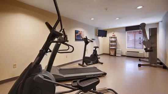 BEST WESTERN PLUS Sikeston : Fitness Room