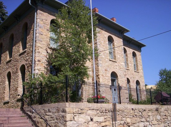 Central City, CO: Gilpin History Museum