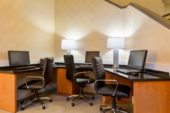 Best Western Plus BWI Airport North Inn & Suites: Business Center