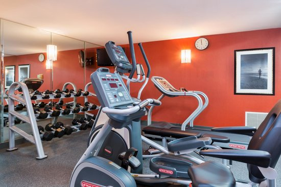 Best Western Plus BWI Airport North Inn & Suites: Fitness Center