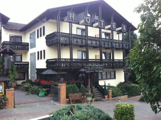 Hotel-Pension Schloessmann