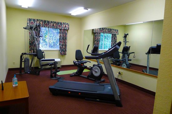 Dollinger's Inn & Suites: Fitness