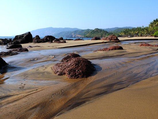 Dwarka Eco Beach Resort: Strand