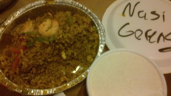 Dave Green Papaya: That's Nasi Goreng