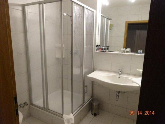 Eisensteiner Hof: Bathroom
