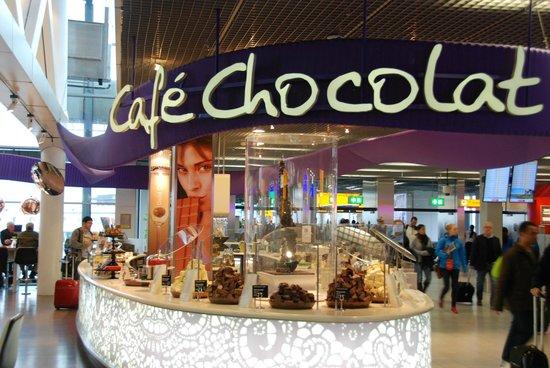 Cafe Chocolat