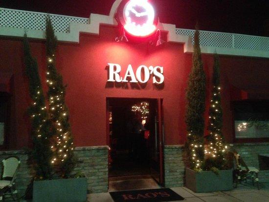 Rao's Hollywood Picture Of Rao's Los Angeles TripAdvisor Mesmerizing Hollywood Sign Decoration