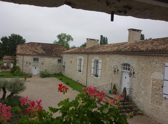 Chateau De St Paul  Boudy-de-beauregard  France