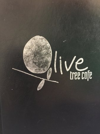 Olive Tree Cafe: Menu