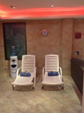 Four Points By Sheraton Medellin: zona  humeda sauna turno