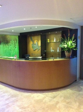 Four Points By Sheraton Medellin: spa