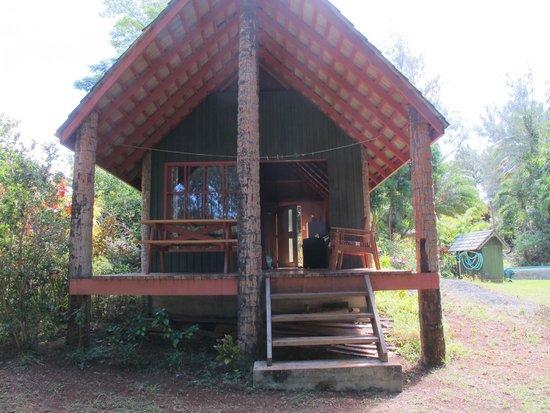 Atiu, Islas Cook: Exterior