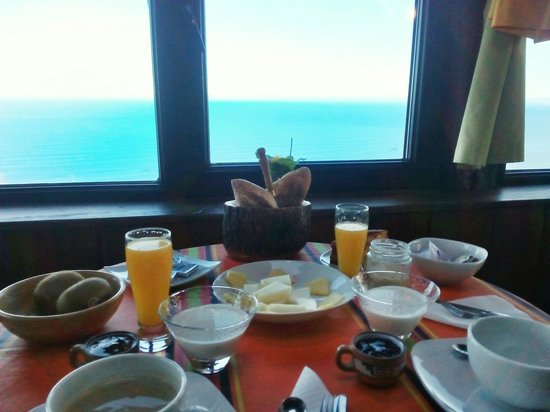 Agroturismo Maddiola: Desayuno