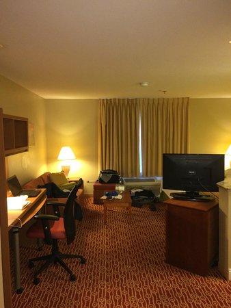 TownePlace Suites St. Louis Fenton: Room