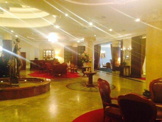 Carlsbad Plaza Medical Spa & Wellness Hotel: Холл