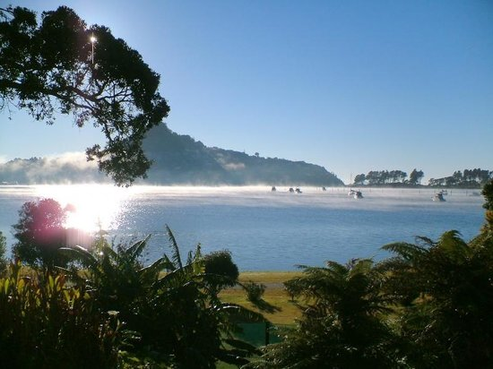 Saltwater Lodge : Harbour view
