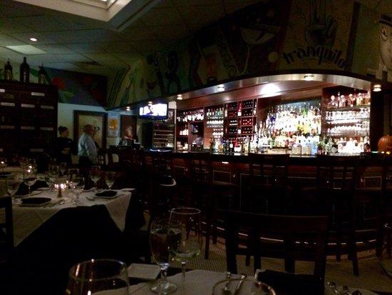 Rudy & Paco Restaurant & Bar : Bar