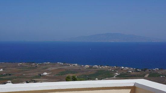 Panorama Apartments: vista amazing!